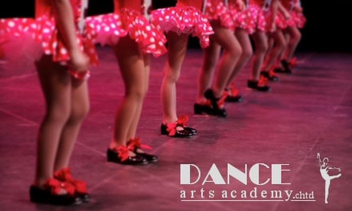 Dance Arts Academy - Meridian: $20 for One Month of Unlimited Classes at Dance Arts Academy (Up to $111 Value)