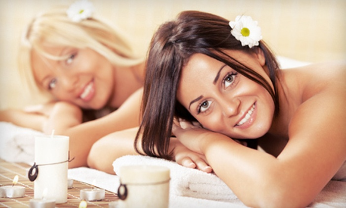 ESSpa Kozmetika Organic Skincare - Lincoln-Lemington-Belmar: $199 for a Spa Package for Three with Massage, Facial, and Manicure at ESSpa Kozmetika Organic Skincare ($480 Value)