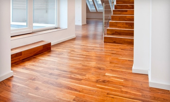Oxy Green Carpet Cleaning - Chattanooga: Hardwood Floor and Carpet Cleaning Services from Oxy Green Carpet Cleaning (Up to 59% Off). Two Options Available.