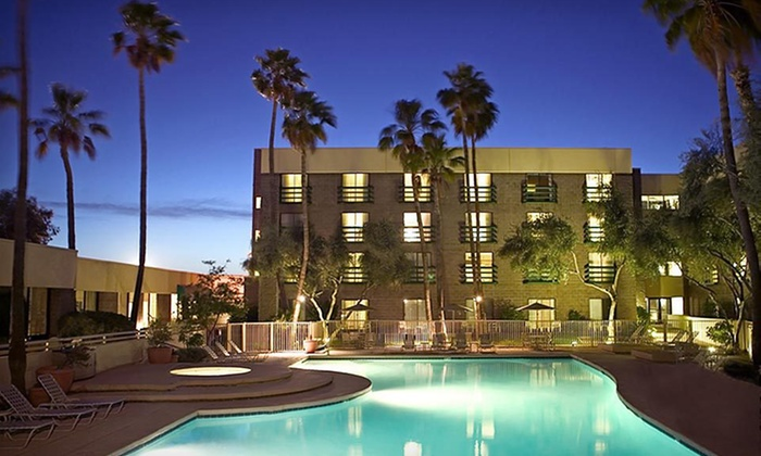 InnPlace Hotel Phoenix North - North Mountain: One-Night Stay in a Standard Room or Cabana Suite Room at the InnPlace Hotel Phoenix North