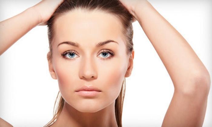 Beauty Bar Laser Clinic - Multiple Locations: One or Three HydraFacial Skin-Rejuvenation Treatments at Beauty Bar Laser Clinic (Up to 78% Off)