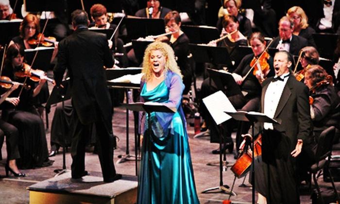 "Washington Concert Opera: ""I masnadieri"" - Lisner Auditorium: Washington Concert Opera: ""I masnadieri"" at Lisner Auditorium on September 22 at 6 p.m. (Up to 51% Off)"