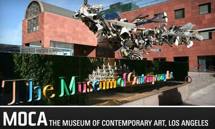 The Museum of Contemporary Art - Downtown Los Angeles: $50 for a One-Year Household Membership at The Museum of Contemporary Art ($100 Value)