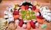 California Rollin' - Atlantic-University: $15 for $30 Worth of Sushi at California Rollin' Sushi Bar