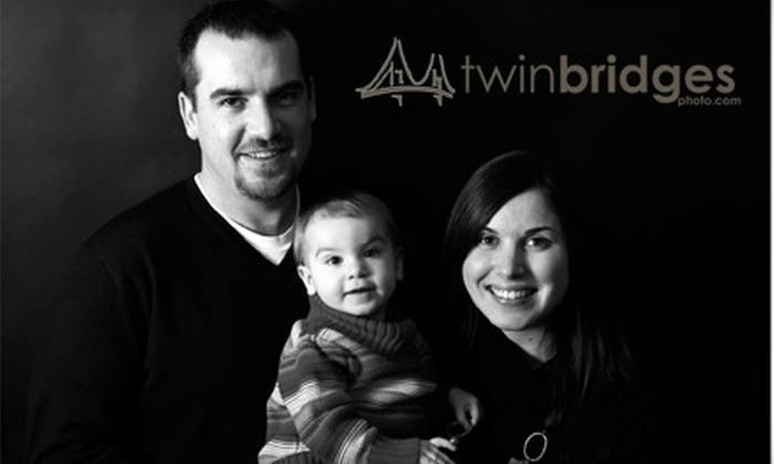 Twin Bridges Photo - Halifax: $49 for Photo Shoot Package from Twin Bridges Photo (Up to $150 Value)