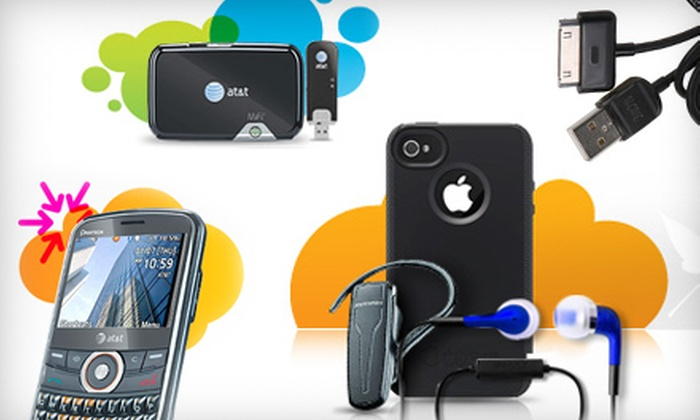 AT&T Authorized Retailer - Tottenville: Phones and Accessories at AT&T Authorized Retailer in Staten Island (Up to 60% Off). Two Options.