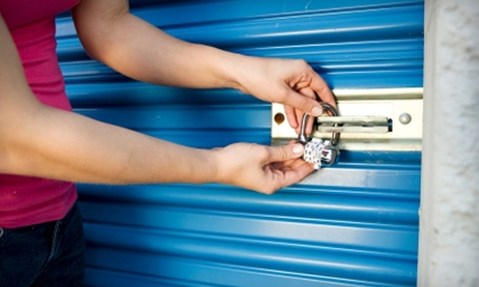 Arabi Self Storage Station - A: $25 for $100 Worth of Covered Parking or Storage Space at Arabi Self Storage Station in Arabi