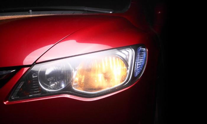Maaco - Hoover: $20 for Restoration of Both Auto Headlights at Maaco ($49.95 Value)