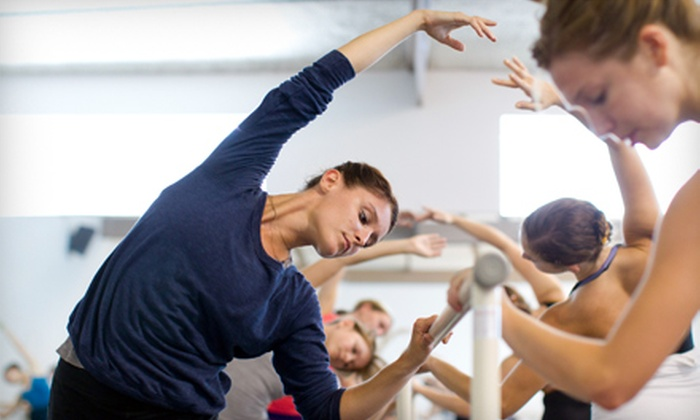 Lou Conte Dance Studio - Near West Side,West Loop,Little Italy: $30 for Five Classes at Lou Conte Dance Studio ($75 Value)