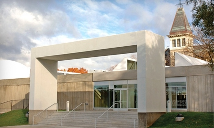 Hudson River Museum - Northwest Yonkers: Membership at the Hudson River Museum in Yonkers. Three Options Available.