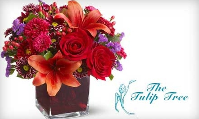 The Tulip Tree - Brandywine Estates: $25 for $50 Worth of Flowers at The Tulip Tree in Glendale