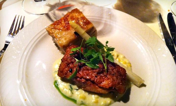 Josephine's Restaurant - Marietta: $25 for $50 Worth of Upscale Bistro Fare at Josephine's Restaurant in Marietta