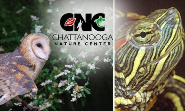 Chattanooga Nature Center - Lookout Valley Neighborhood Association: $30 for One-Year Family Membership to the Chattanooga Nature Center ($60 Value)