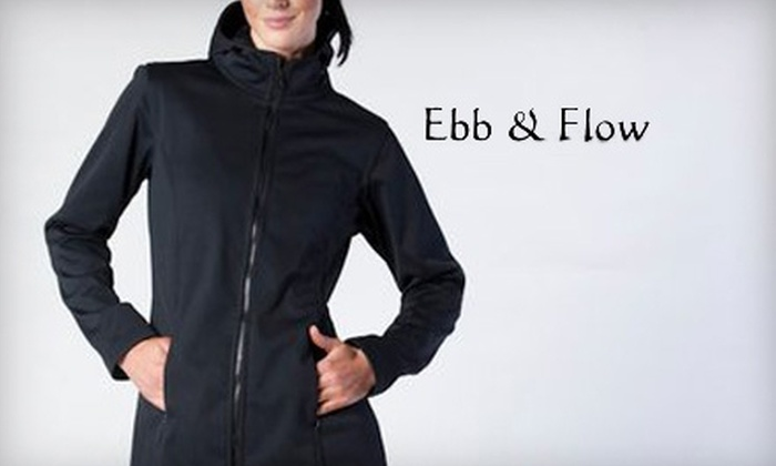 Ebb and Flow Boutique - Central St. John's: $20 for $40 Worth of Yoga Clothing, Accessories, and More at Ebb and Flow Boutique