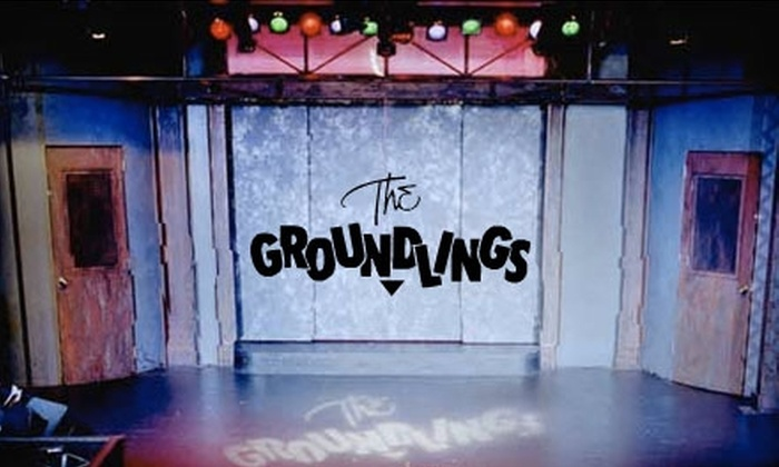 The Groundlings - Melrose: $8 Ticket to Any Show by The Groundlings (Up to $18 Value)