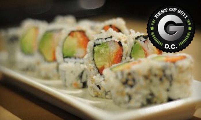 Otani Japanese Steak & Seafood - Multiple Locations: $15 for $30 Worth of Sushi, Hibachi, and Steak-House Fare at Otani Japanese Steak & Seafood
