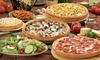 Godfather's Pizza - Spring: $10 for $20 Worth of Pizza, Salads, Drinks, and More at Godfather's Pizza