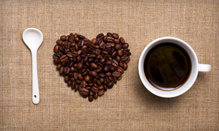 Renee's Espresso and Delivery - Fruitland: $8 for Café Drinks and Breakfast Fare for Two at Renee's Espresso and Delivery in Coeur d'Alene (Up to $17 Value)
