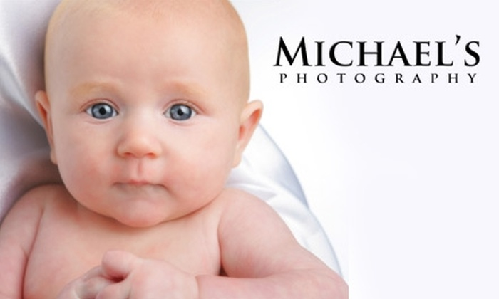 Michael's Photography - Northeast Cobb: $49 for a 30-Minute Photography Session, One 11x14 Print, and Two 5x7 Prints with Michael's Photography ($335 Value)
