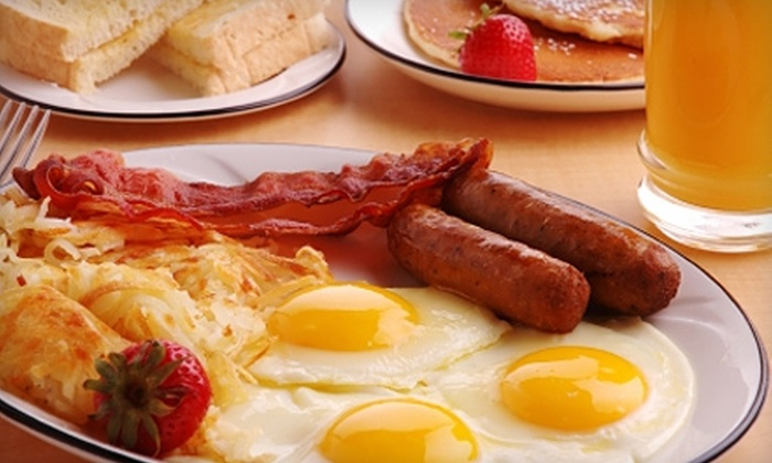 Bacon's Bistro & Cafe - Fort Worth: $6 For $12 Worth of Breakfast and Lunch Fare at Bacon's Bistro & Cafe in Hurst