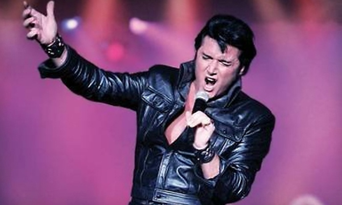 """The King"" Starring Tribute Artist Trent Carlini at the Hilton's Shimmer Cabaret - Winchester: One General-Admission Ticket or One VIP Ticket to ""The King"" Starring Tribute Artist Trent Carlini"