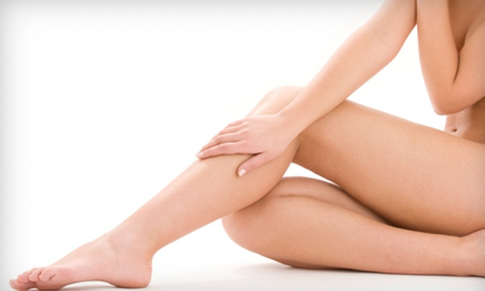 New Look Vein and Aesthetic Center - Saint Louis: One or Two VeinGogh Ohmic Thermolysis Spider-Vein-Removal Treatments at Veins Etc. (Up to 63% Off)