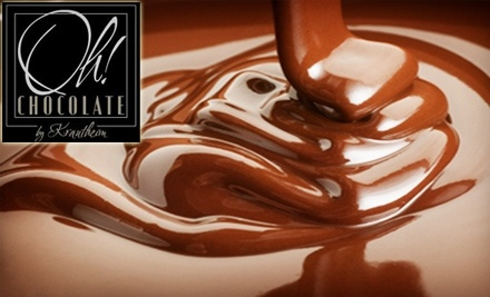 Oh! Chocolate at 2703 76th Ave. SE: 16-Piece Box of Fleur de Sel Chocolates - Oh! Chocolate in Mercer Island