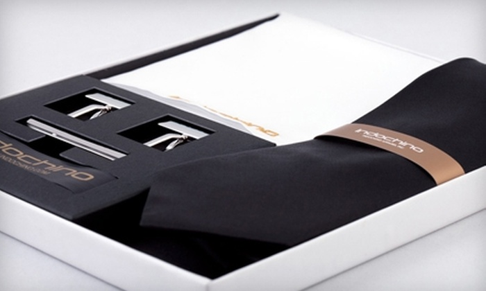 Indochino: $49 for Business-Suit Accessory Set from Indochino ($148 Value)