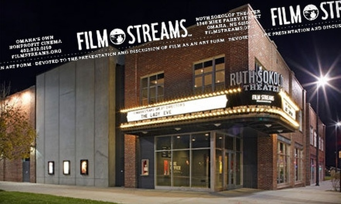 Film Streams - Downtown: $10 for Two Movie Tickets to Forever Young Family & Children's Series at Film Streams (Up to $18 Value)