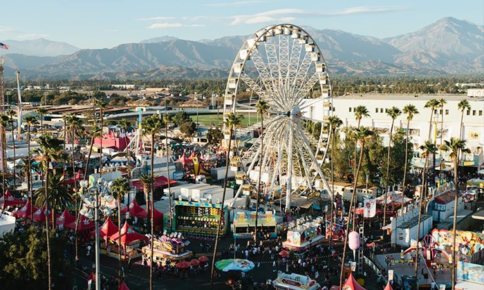 2014 Los Angeles County Fair - Fairplex - Gate 9 or 17: 2014 Los Angeles County Fair Visit for Two or Four on August 29 Through September 28 (Up to 51% Off)