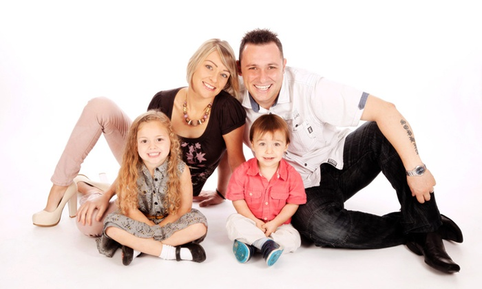 Maria Barry Photography Limited - CENTRAL BEDFORDSHIRE: Family Photoshoot With Four Prints for £16 at Maria Barry Photography (91% Off)