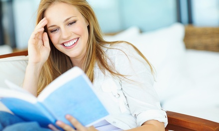 $19 for an Online Speed-Reading Course from YesYouLearn ($89 Value)