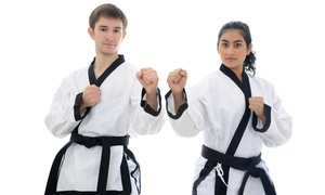 Chosun Taekwondo Academy: One Month of Unlimited Classes for One or Two with Uniforms at Chosun Taekwondo Academy (Up to 93% Off)