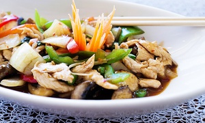 Resto Thai Oriental: C$35 for a 4-Course Meal for Two at Resto Thaï Oriental (C$72 Value); Bring-Your-Own-Wine