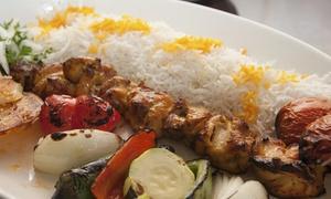 Taj Mahal Tandoori: Persisch-indisches4-Gänge-Menü für Zwei, Vier oder Sechs im Restaurant Taj Mahal Tandoori (bis zu 55% sparen*)