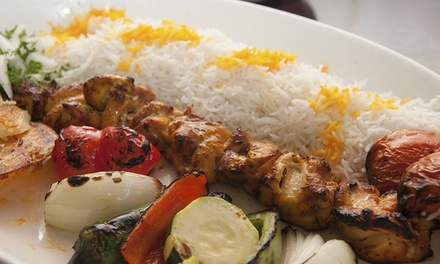 $25 for $40 Worth of Middle Eastern Food and Drinks at Mama Ayesha's