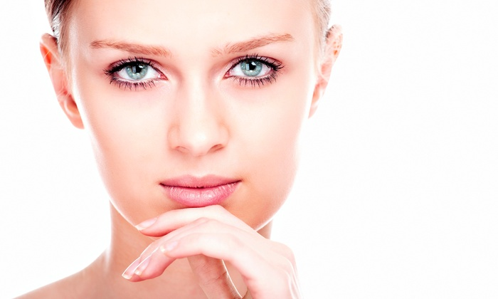 Nice Hair and Nails - Clanton Park: Two, Four, or Six Microdermabrasion Treatments at Nice Hair and Nails (Up to 71% Off)