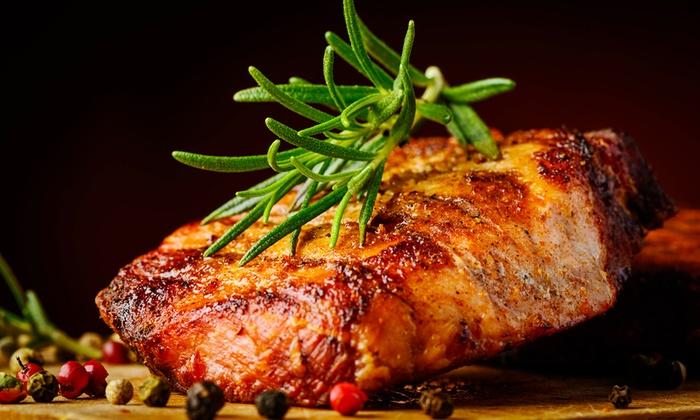 Ristorante Il Buongustaio - Città Di Castello: Menu di carne con specialità regionali e vino da 19,90 €