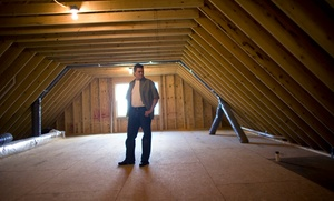 Attic Report Card: $49 for an Attic Report Card and $50 Toward Insulation Services from Attic Report Card ($199 Value)