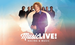 VMS Live: Simply Red Live and Race Day: Adult or Child Ticket at Chepstow Racecourse, from £16.75