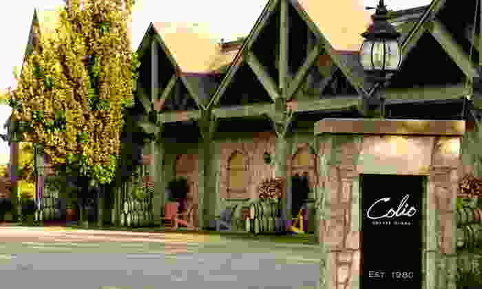 Colio Estate Winery - Harrow: Estate Tour and Wine Tasting for Two, Four, or Six at Colio Estate Winery (Up to 58% Off)