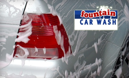 Fountain Car Wash - Fountain Car Wash & Lube in Macon