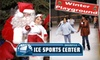 SJCH Ice Center - Downtown Bakersfield: $20 for Four Tickets, Plus Skate Rental, to the Winter Playground at Bakersfield Ice Sports Center ($40 Value)