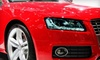 Alfa Motor Sports Service - Vaughan: Auto Detailing and Services at Alfa Motor Sports Service. Three Options Available.