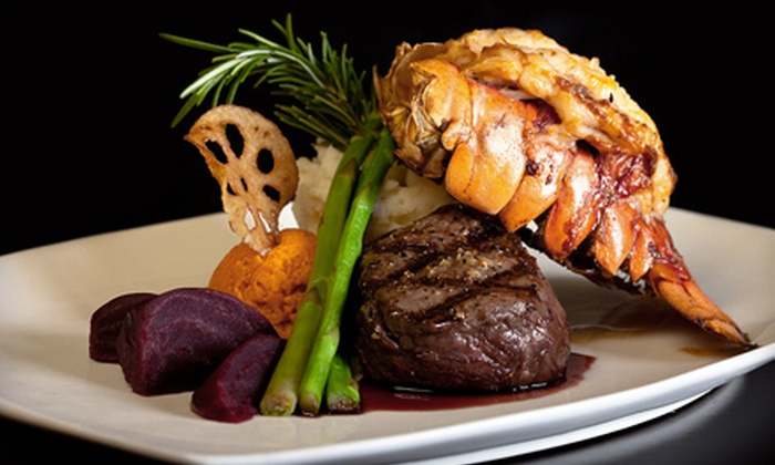 Nautical Nellies - Downtown: Steak and Seafood Dinner for Two or $20 for $40 Worth of Anything on the Menu at Nautical Nellies