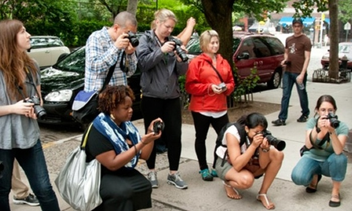 Sidewalks of NY Tours - West Village: $49 for a Three-Hour Small Group Photography Tour and Class from Sidewalks of NY Tours ($140 Value)
