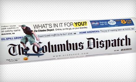 26-Week Sunday-Edition Subscription (an $79 value) -
