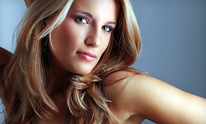 Darrell Barrett Salon - Lutherville - Timonium: Keratin Treatment or Haircut Package at Darrell Barrett Salon in Timonium (Up to 67% Off). Four Options Available.