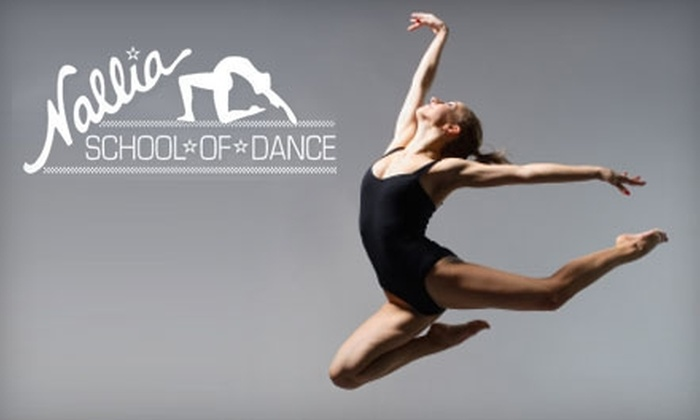 Nallia School of Dance - Shawnee: $12 for Four Dance Classes at Nallia School of Dance in Shawnee ($48 Value)