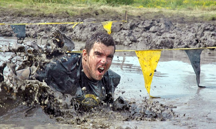 BADASS Dash - Zoar Fire Department: Entry to Recreation, Elite, or K9 Obstacle-Course Race with Optional VIP Package from BADASS Dash (Up to 54% Off)